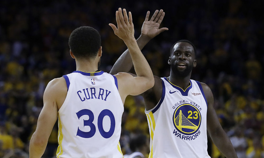 Now What? – Golden State Warriors
