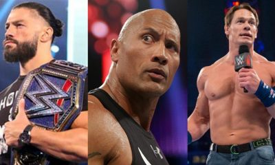 OBSERVAR: Roman Reigns cree que The Rock y John Cena deberían mantenerse alejados del ring |  Noticias de lucha libre