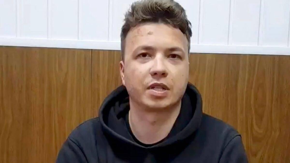 Oposición: disidente bielorruso obligado a confesar en la televisión