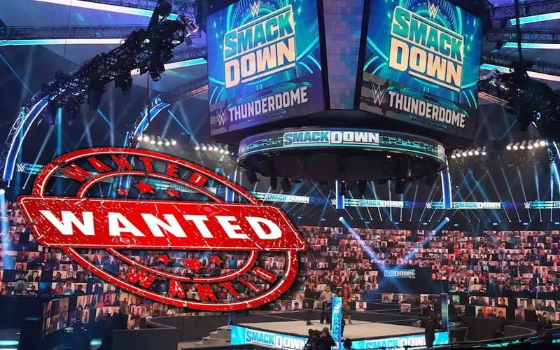 Policía en busca de sospechoso de robo de WWE ThunderDome