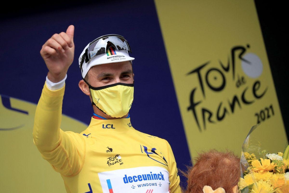 Posiciones del Tour de Francia: todas las posiciones después de la primera etapa de la 108a edición
