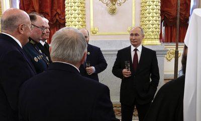 El presidente ruso, Vladimir Putin, habló en una entrevista televisiva sobre la extradición de piratas informáticos de ransomware