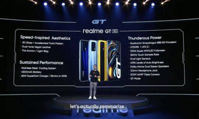 Realme GT, Realme GT 5G