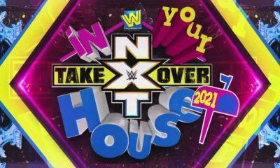 Resultados de NXT TakeOver: In Your House - 13 de junio de 2021