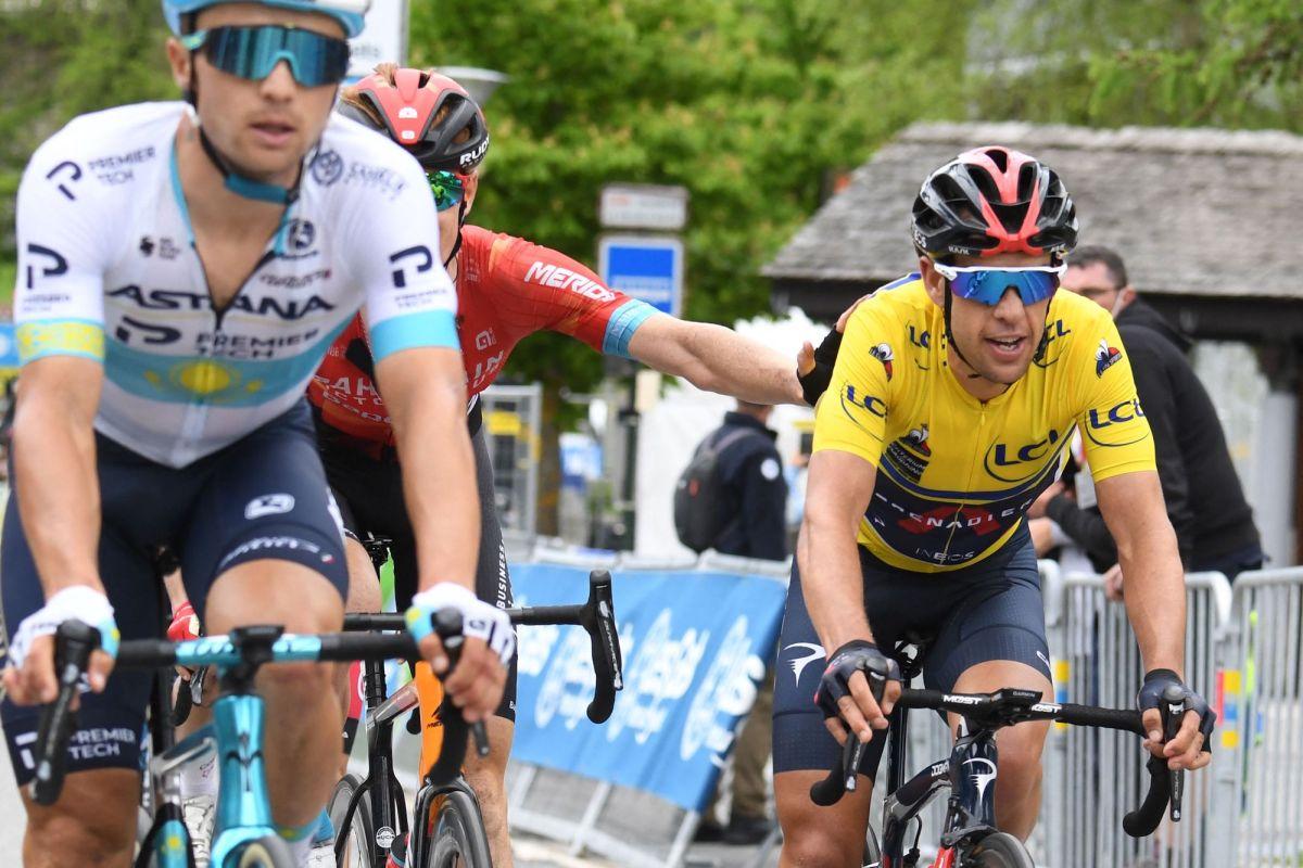 Richie Porte 'le encantaría pagarle a Geraint Thomas' en el Tour de Francia después de obtener la victoria en Dauphiné