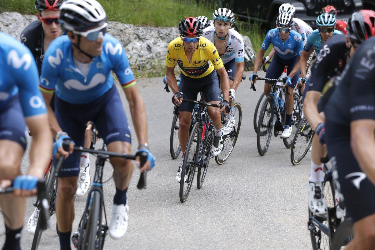 Richie Porte sella el título del Critérium du Dauphiné y Mark Padun gana la segunda etapa consecutiva