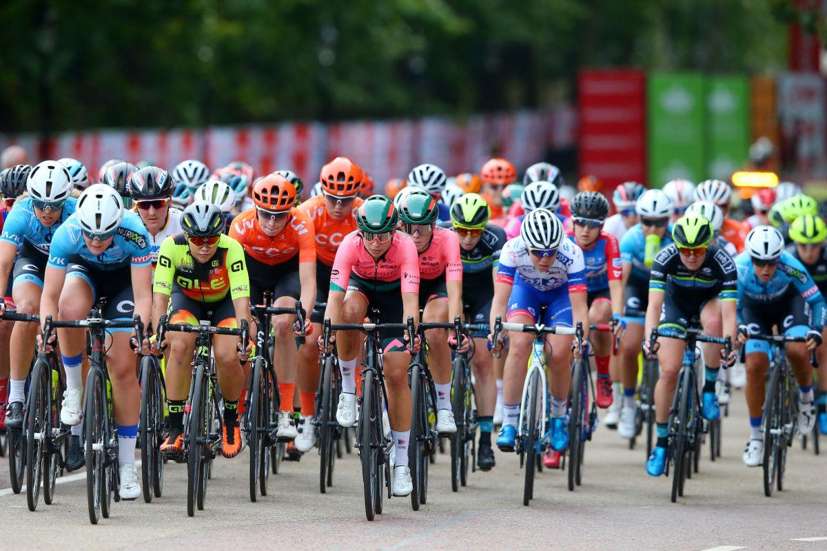 RideLondon Classique confirmado como un evento WorldTour femenino de tres días en 2022