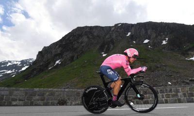 Rigoberto Urán arrasa con el Tour de Suisse con una impresionante victoria en la contrarreloj