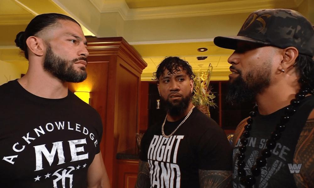 SPOILER: WWE tiene grandes planes para Roman Reigns y The Usos en SummerSlam |  Noticias de lucha libre