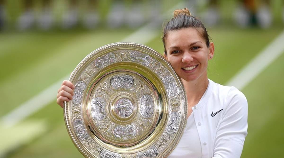Simona Halep se retira de Wimbledon por lesión en la pantorrilla