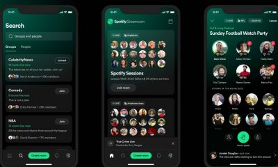 Spotify, Spotify Greenroom, What is Spotify Greenroom, how to install Spotify Greenroom, Greenroom features