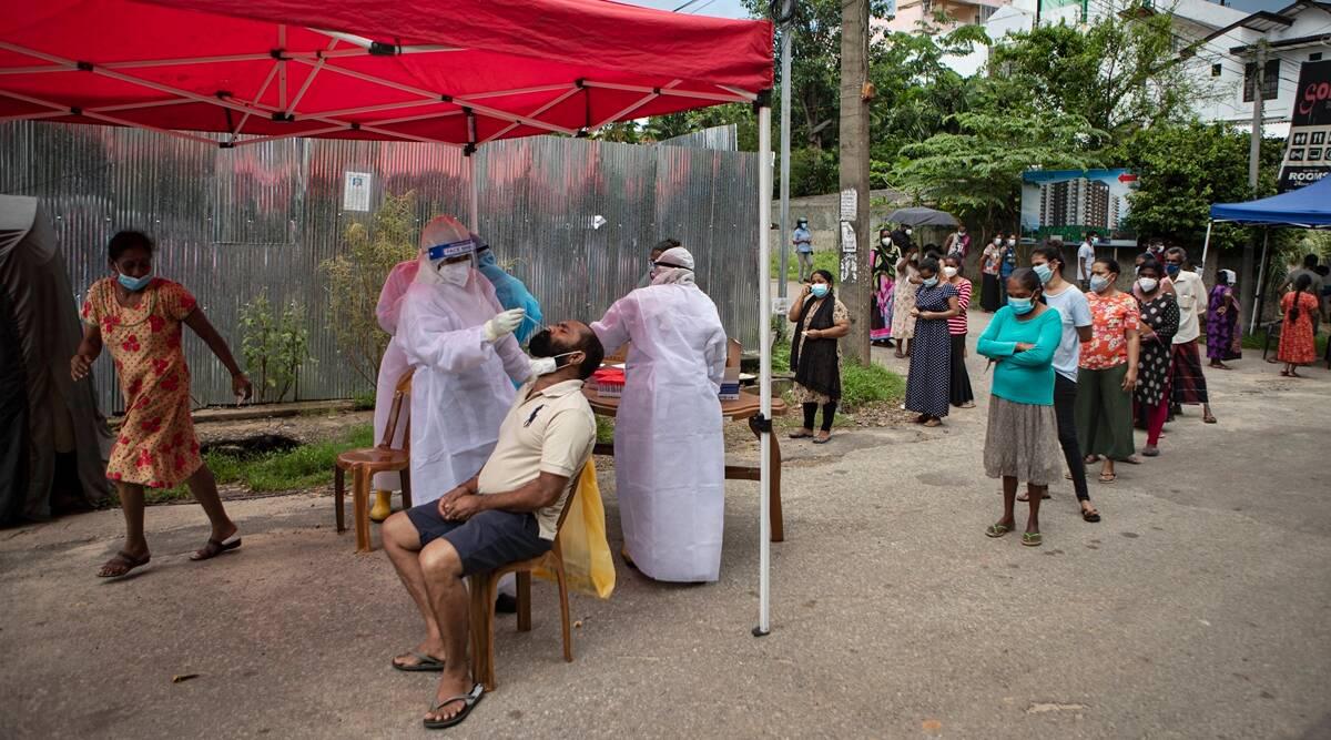 Sri Lanka registra el mayor número de muertos por Covid-19 en un solo día