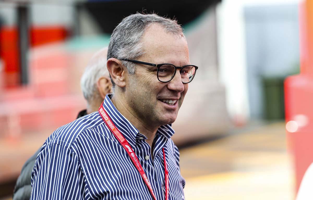 Stefano Domenicali: la calidad de la parrilla de F1 ahora es 'mucho mayor'