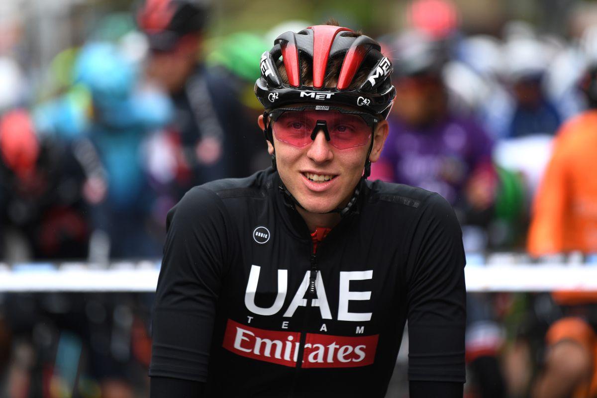 Tadej Pogačar logra la victoria y lidera la general en la segunda etapa del Tour de Eslovenia 2021
