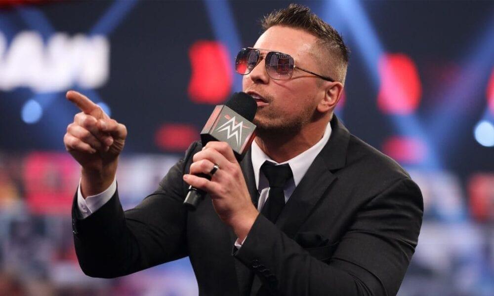 The Miz no está seguro de cuánto tiempo estará fuera de acción debido a una lesión |  Noticias de lucha libre