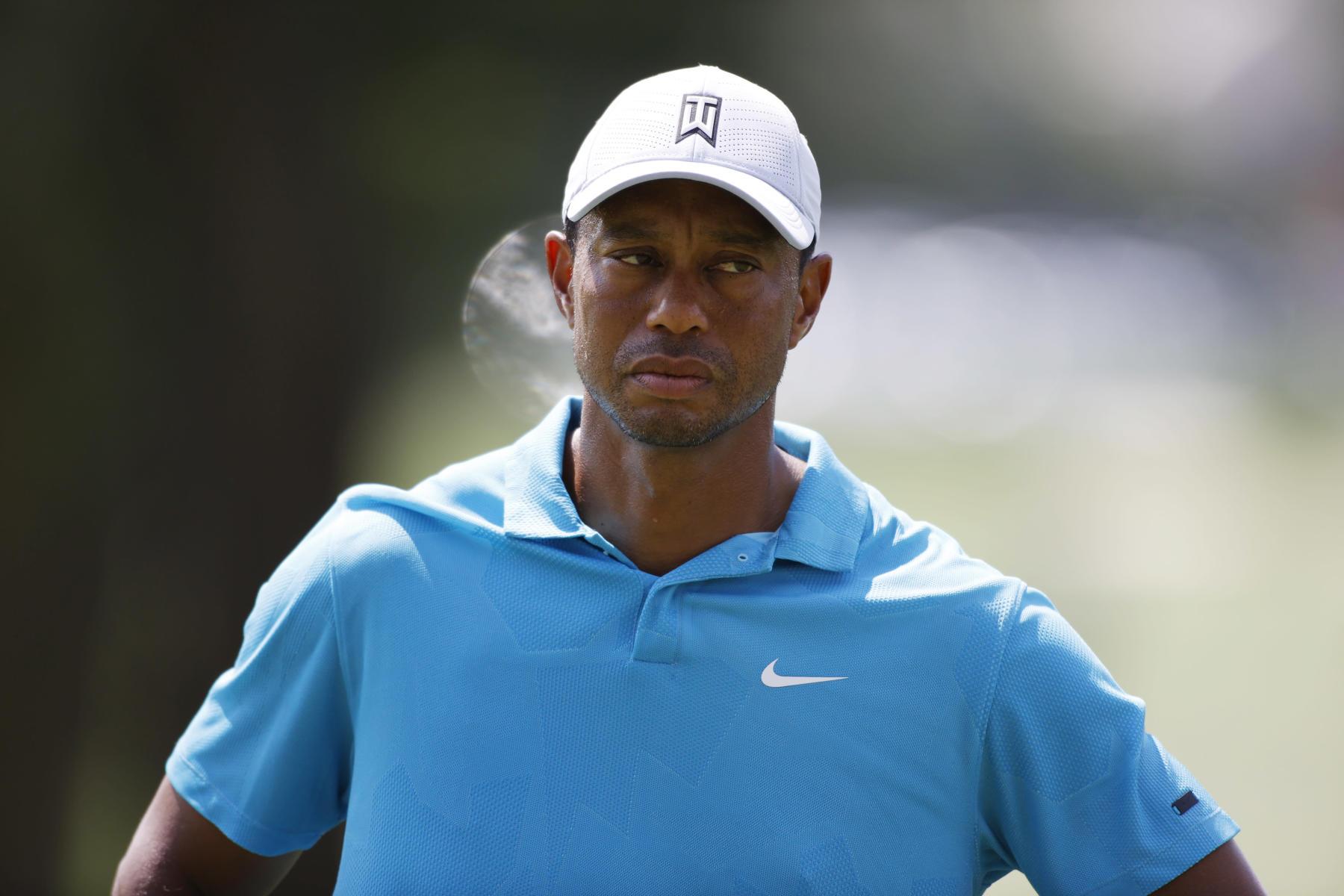 Tiger Woods rechaza una invitación de NBC Sports para ser parte del US Open en la transmisión de Torrey Pines