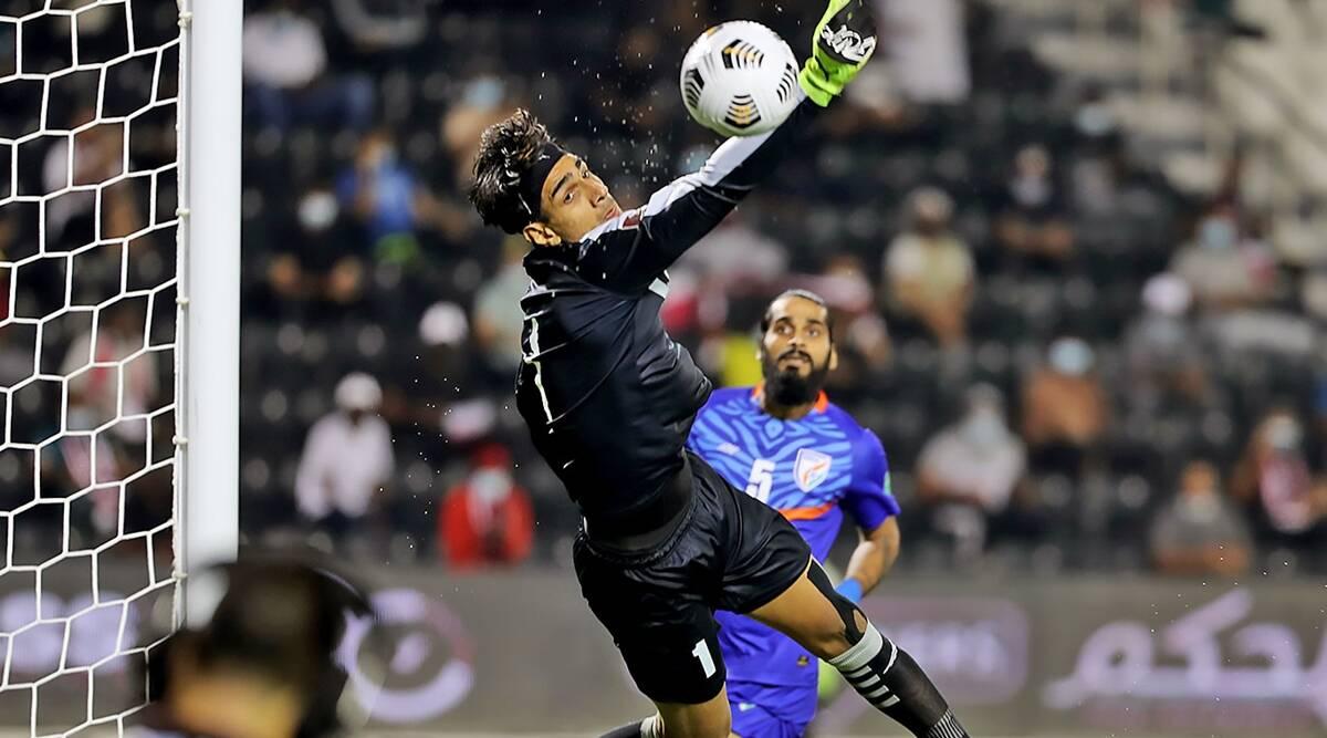 Todos están destrozados, merecíamos algo contra Qatar: Gurpreet Singh Sandhu