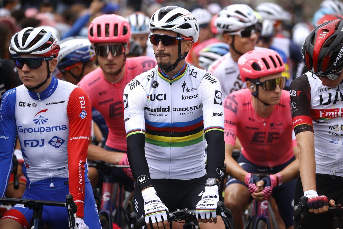 Tour de Francia en vivo: todas las actualizaciones de la primera etapa