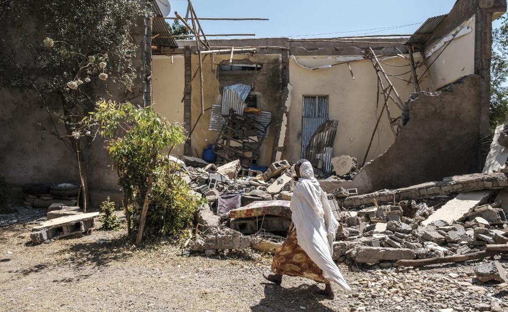 Tropas eritreas en Tigray 'partirán pronto': enviado de la ONU a Etiopía