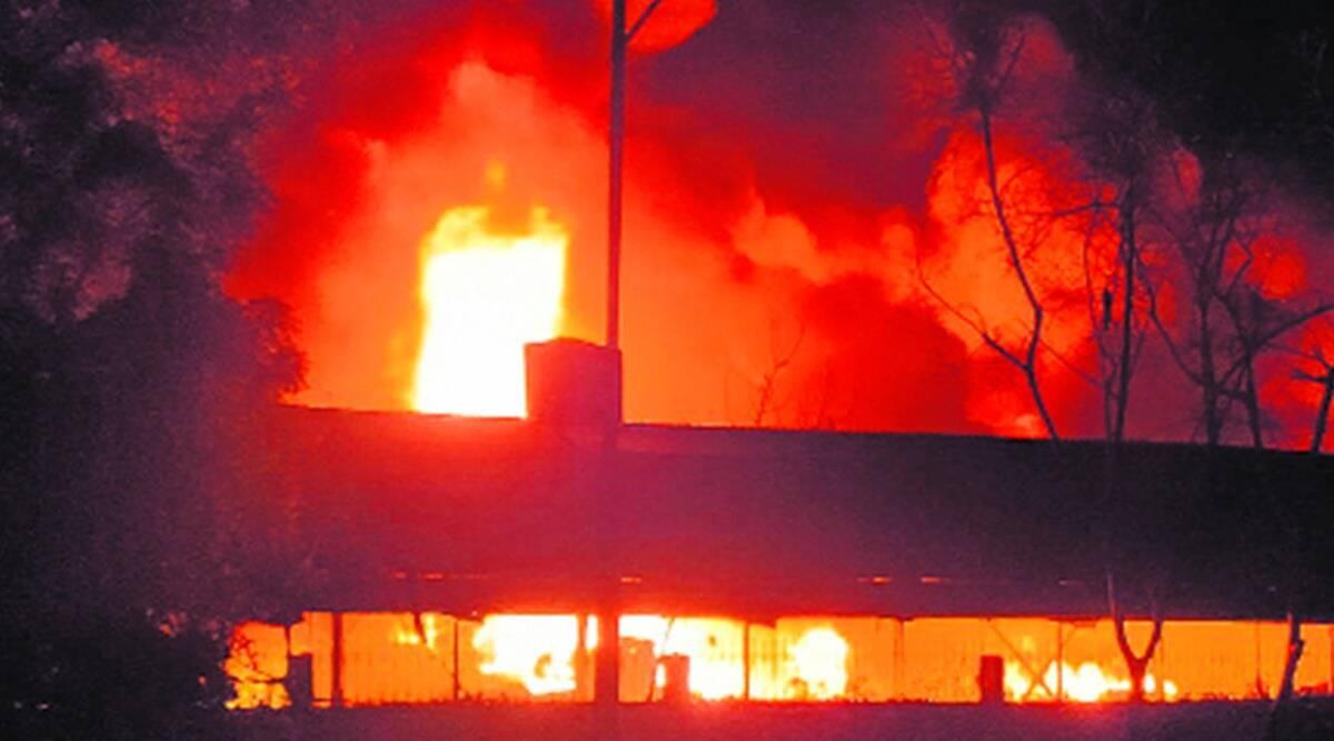 Un incendio mata a 18, en su mayoría niños, en una escuela de artes marciales de China