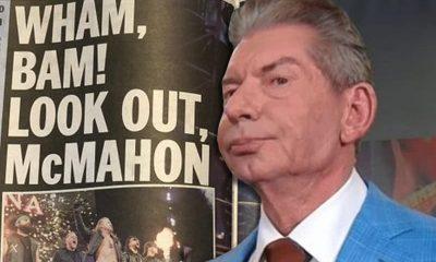Vince McMahon le dijo que debería estar atento a AEW por la principal publicación de Nueva York