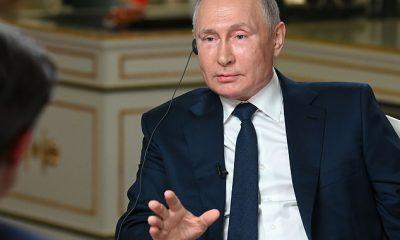El presidente ruso, Vladimir Putin, en una entrevista con la NBC se negó a garantizar que Alexei Navalny salga con vida de la prisión y advirtió que `` nadie debe recibir un trato especial '' en el sistema penitenciario de Rusia.