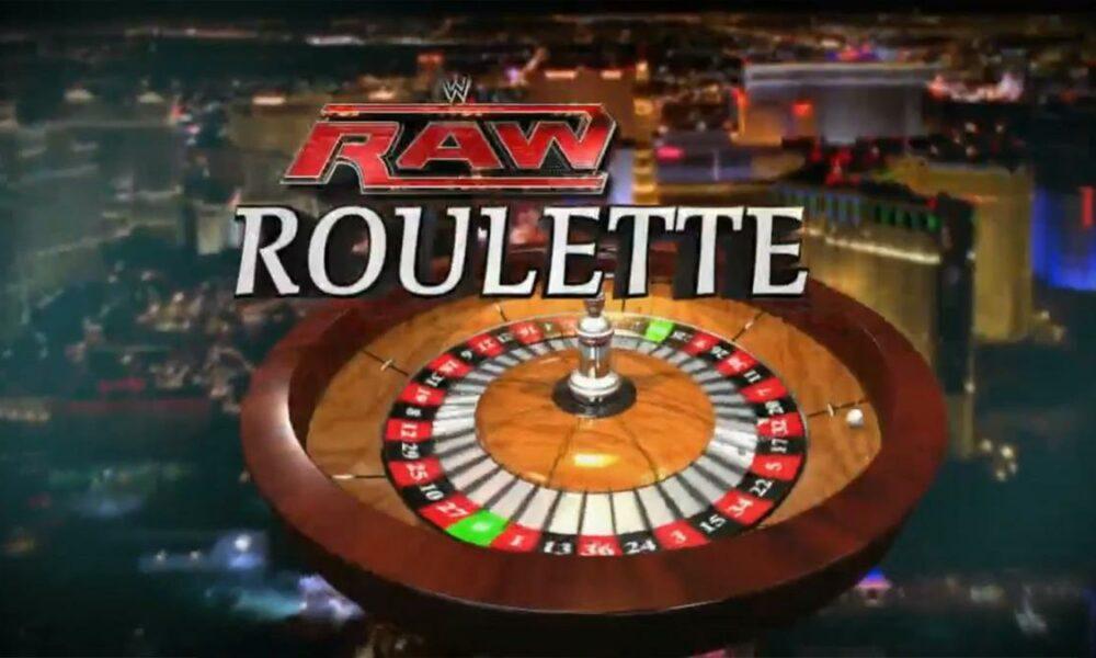 WWE Raw Roulette probablemente regrese este año + se está considerando otro programa temático