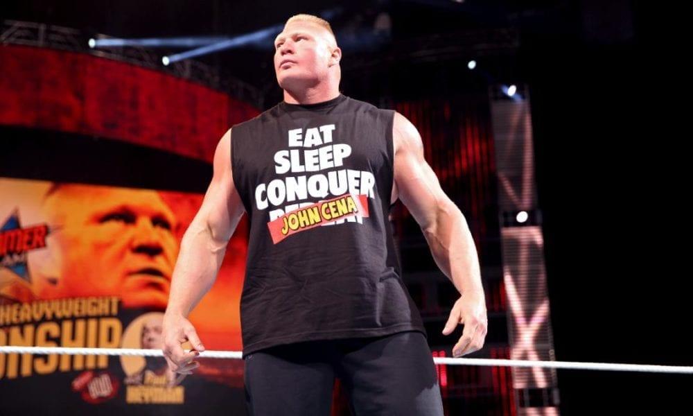 WWE parece estar dando pistas sobre el regreso y el oponente de Brock Lesnar    Noticias de lucha libre