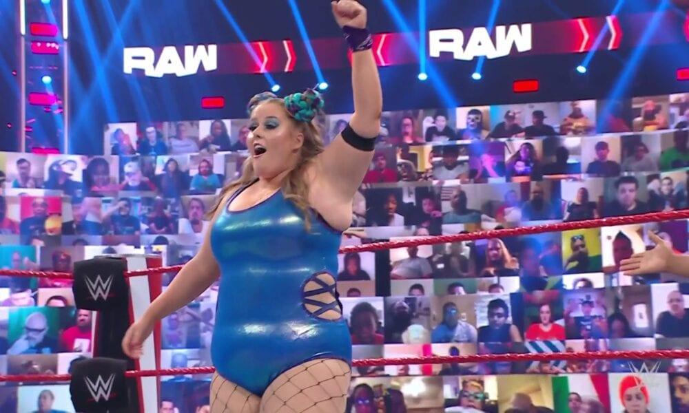 WWE presenta la marca registrada para el nuevo nombre de anillo de Piper Niven