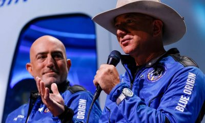 ¿Jeff Bezos es astronauta ahora?