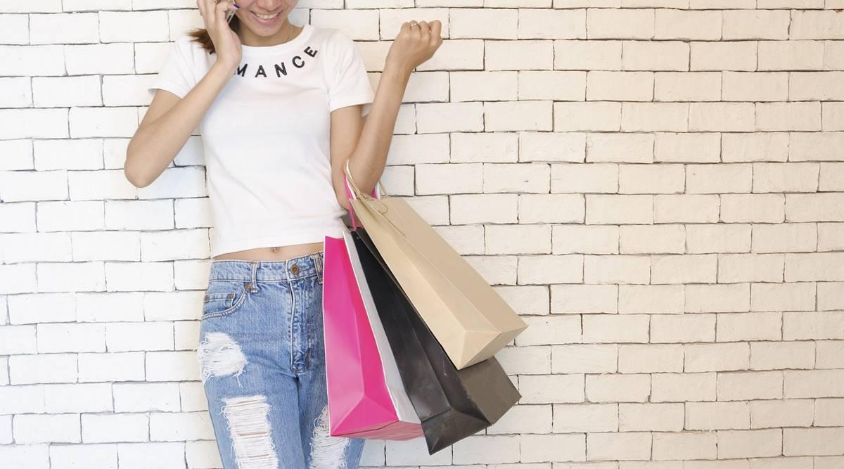 revenge shopping, revenge dressing