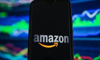 Acciones que hacen los mayores movimientos al mediodía: Amazon, P&G, Caterpillar y más