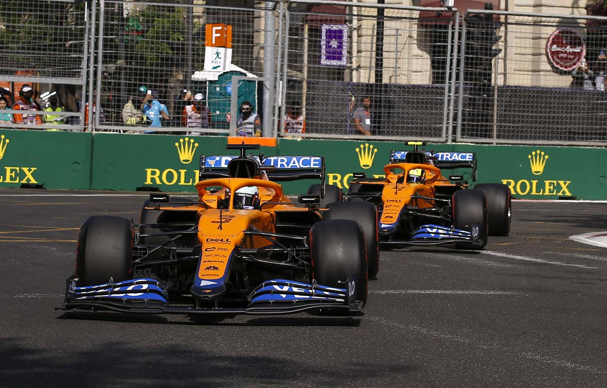 Andreas Seidl necesita puntos de ambos pilotos de McLaren