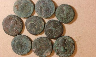 Arqueólogos encontraron monedas de cobre del siglo VI en Phanagoria, una antigua ciudad griega en el suroeste de Rusia