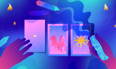 Barajas de cartas del tarot para principiantes para canalizar tu lado espiritual