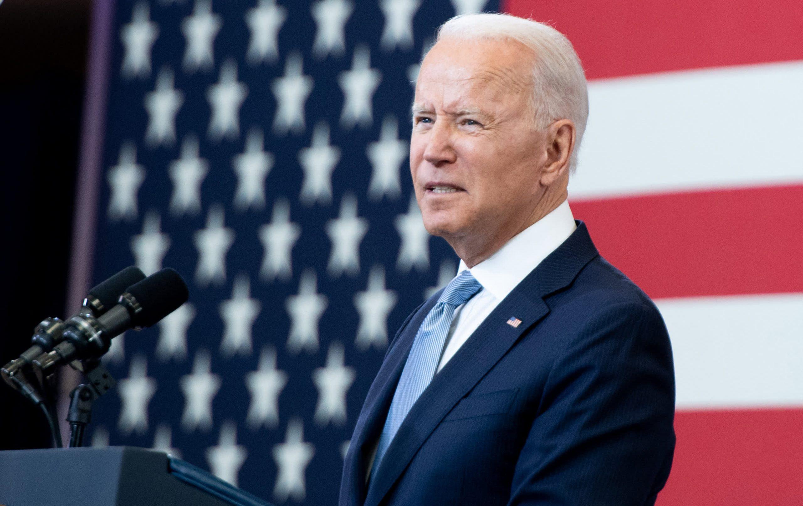 Biden reunirá a los demócratas del Senado en objetivos de gasto después de que alcancen un acuerdo presupuestario de $ 3.5 billones