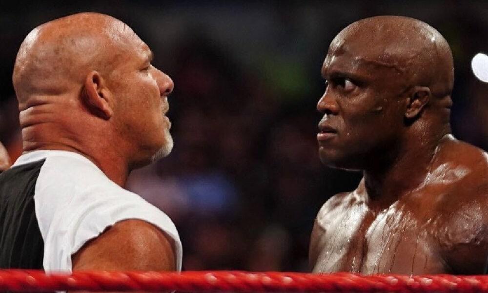 Bobby Lashley comenta sobre el desafío de Goldberg para el partido de SummerSlam