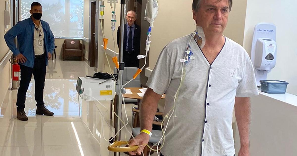 Bolsonaro podría ser dado de alta en días, dice hospital brasileño