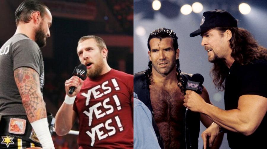 Booker T compara la firma de Daniel Bryan y CM Punk con AEW con Kevin Nash y Scott Hall saltando a WCW