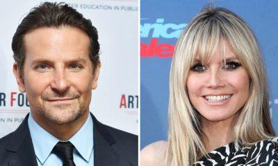 Bradley Cooper, Heidi Klum y Más