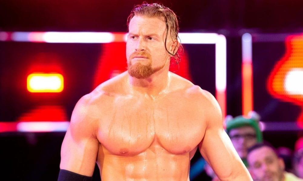 Buddy Murphy luchará contra la estrella de AEW