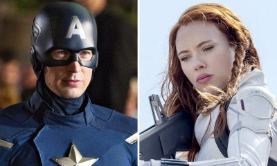 Chris Evans, Scarlett Johansson y más