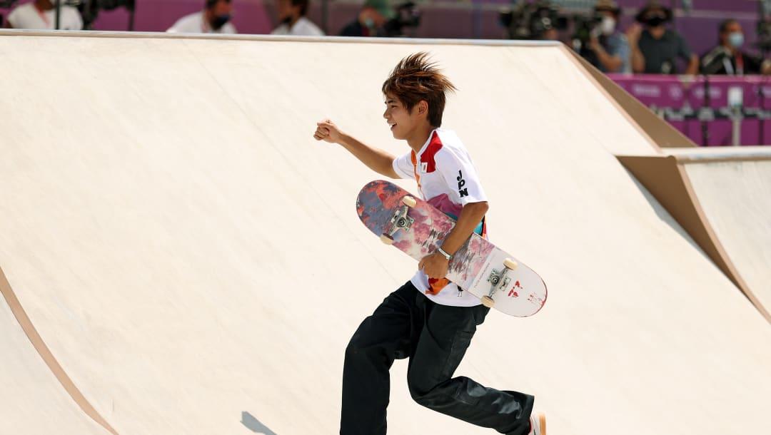 Cinco cosas que debes saber sobre el campeón olímpico de skate