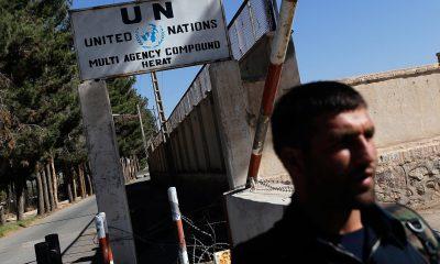 Complejo de la ONU en Herat, Afganistán, atacado por 'elementos antigubernamentales'