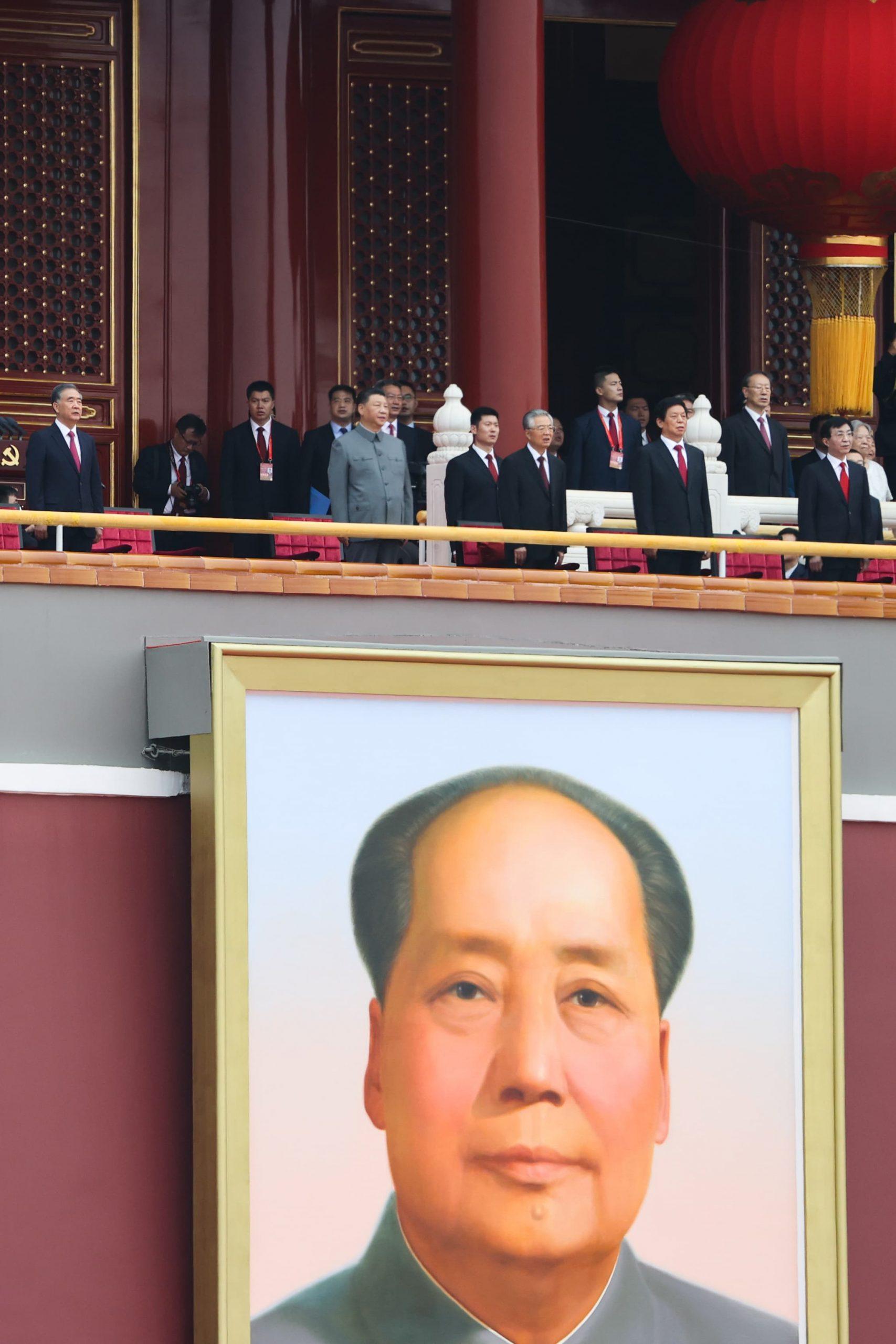 Con la mirada puesta en los próximos 100 años, Xi aprovecha la oportunidad de llevar a China a un mayor poder