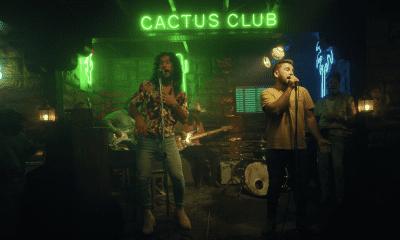 Dan + Shay se dirigen al Dive Bar en el video musical 'Lying'