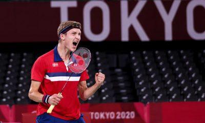 Descubra cómo y cuándo ver al danés Viktor Axelsen en la semifinal olímpica de Tokio