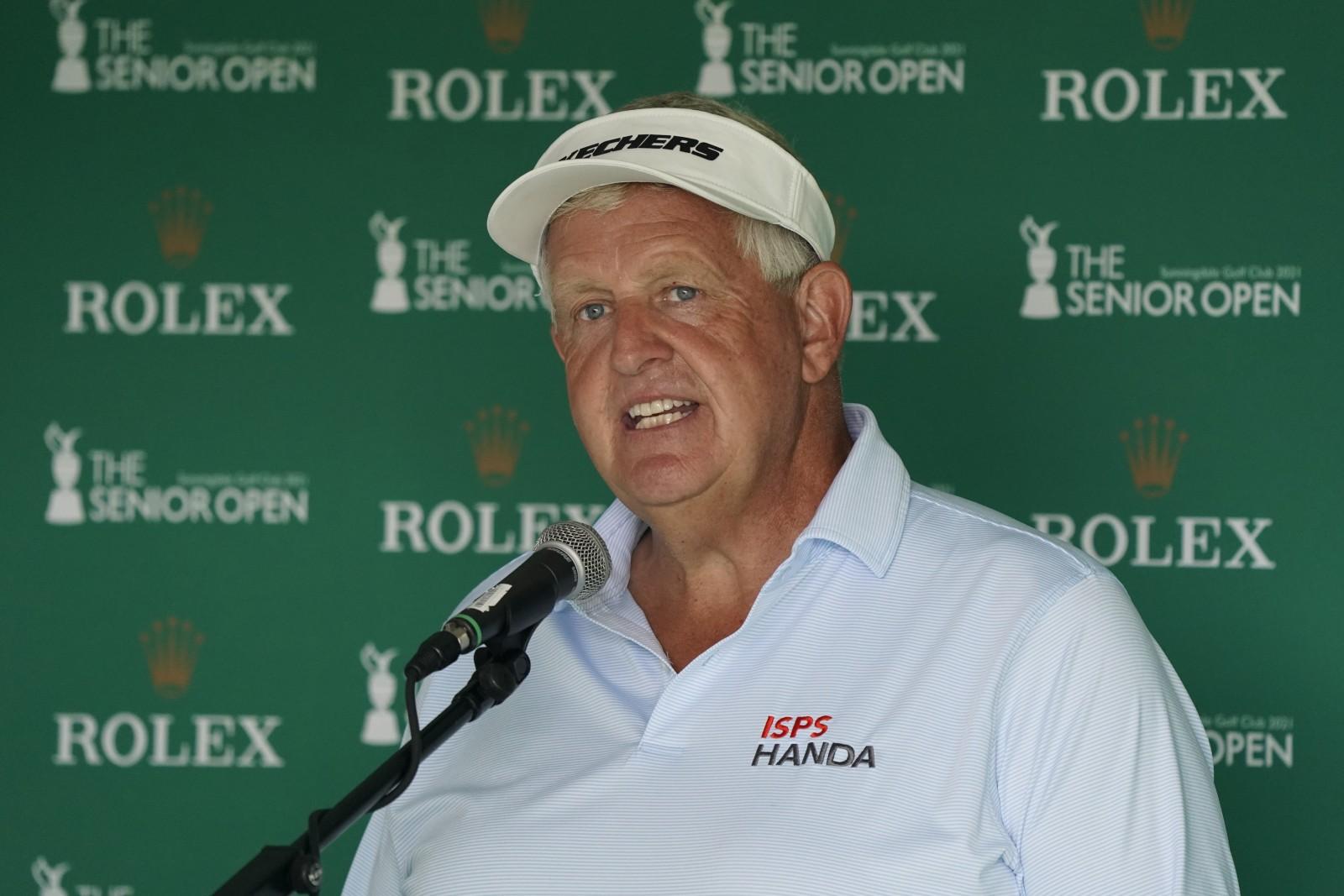 ENTREVISTA EXCLUSIVA CON COLIN MONTGOMERIE - Noticias de golf |  Revista de golf