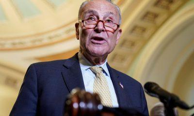 El Senado podría votar tan pronto como el miércoles para avanzar con el proyecto de ley de infraestructura, dice Schumer.