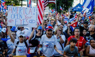El Tesoro impone sanciones a la policía cubana y a sus líderes por la represión de las protestas